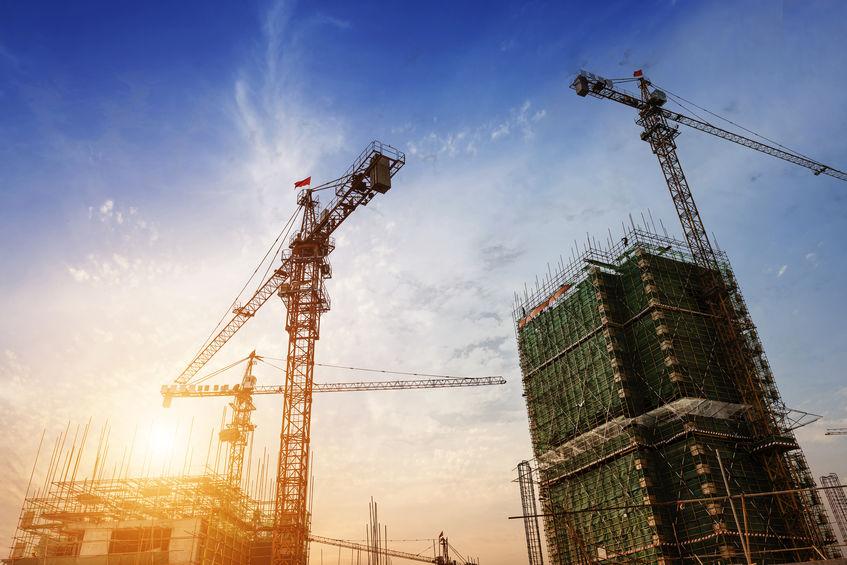 Alquiler de Grúas de Construcción en Panama