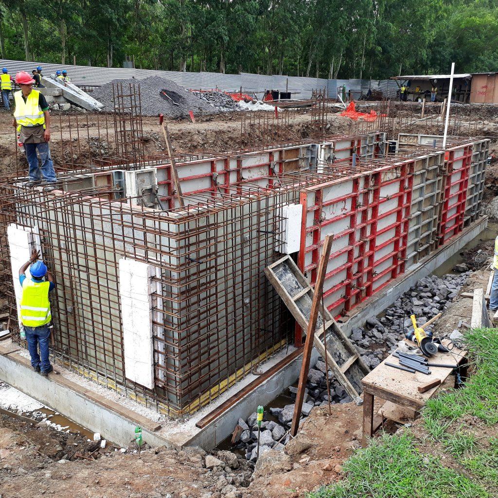Maquinaria y equipo de construcción Panamá